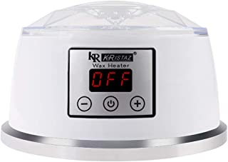 Wax Warmer,Wax Melter for Depilatory Removable,Hands Feet Hair Removal Machine,Beauty Salon Mini SPA Wax Therapy