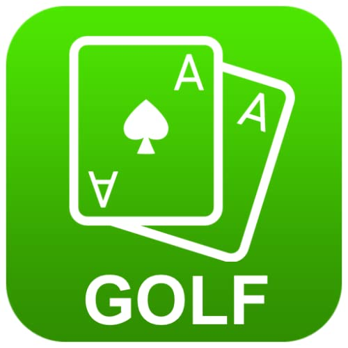 Golf Solitaire 4 in 1 - also with TriPeaks, Pyramid & Black Hole