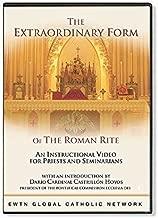 EXTRAORDINARY FORM OF THE ROMAN RITE: LOW MASS AN EWTN 2-DISC DVD