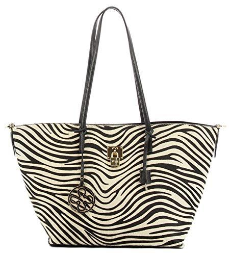 V73 Zebra gestreifte Tasche UNI