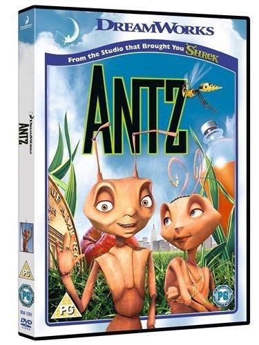 Antz [DVD] [1998]
