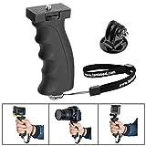 Fantaseal Impugnatura ergonomica universale Gun-macchina fotografica di stile stabilizzatore Mango...