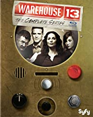 Artist: WAREHOUSE 13 Genre: Television: Series Product Type: Blu-Ray Disc Rating: NR Release Date: 23-FEB-2016