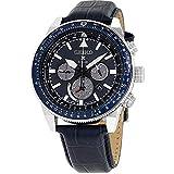 Seiko: Men's Prospex Solar Chronograph Watch