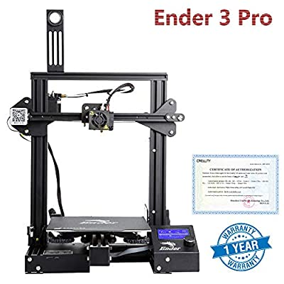 Creality Ender-3 Pro 3D Printer, High Precision Printing 220 * 220 * 250mm