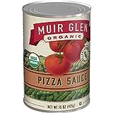 Muir Glen, Organic Diced No Salt Added Tomatoes, 14.5 oz (Pack of 12)