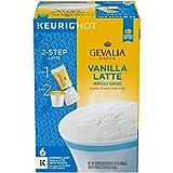 Gevalia Vanilla Latte Espresso K-Cup Coffee Pods (6 Pods, Pack of 6)
