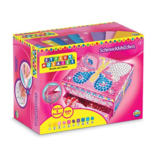 HQ Windspiration Orb Factory 620103 - Sticky Mosaics Jewellery Box