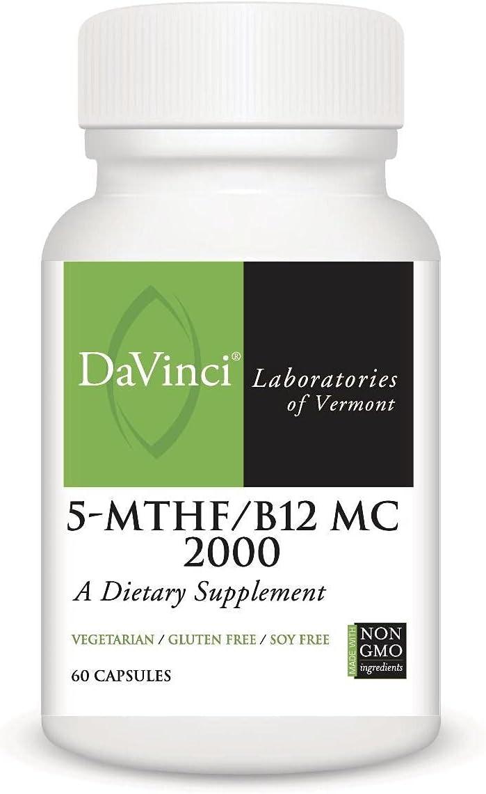 DaVinci Laboratories - 5-MTHF B12 Unknown 60c Sales MC Challenge the lowest price of Japan ☆ by
