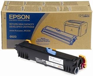 C13S050523 Epson AcuLaser M1200 Cartucho de Revelador negro