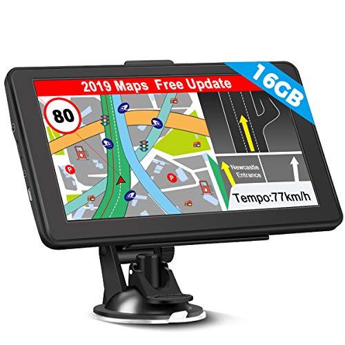 Cargador de coche 12v 24v TMC antena para Navigon 3300 3310 4310 4350 Max 6310 7210