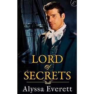 Lord of Secrets audiobook cover art
