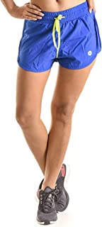 Shorts Running Action Fast, Mama Latina, Feminino