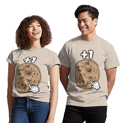 Cookie Clicker Unisex T Shirt, Tank Top, Hoodie, Long Sleeve, Sweatshirt for Men Women dq DMN t-Shirt, Hoodie Black