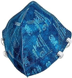 Máscaras 3M 9820 N95/PFF2 S/Válvula (10 Unidades.)