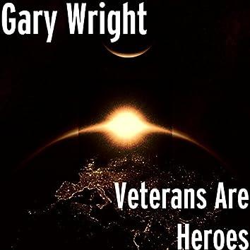 Veterans Are Heroes
