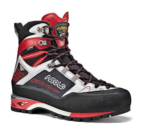 Asolo Freney XT gV mm, Chaussures Montantes Homme, Homme, Freney XT Gv Mm, Noir/Argent