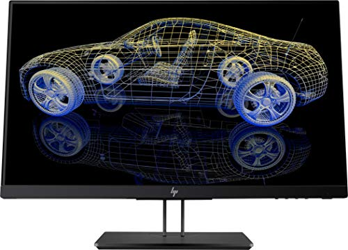 "HP Z23n G2 - Monitor profesional de 23"" ajustable en altura (FHD antireflejo; 1920 X 1080; IPS LED; 250cd/m; 5ms; 95% sRGB; 8 bits; 16:9; 1 x VGA; 1 x HDMI 1.4; 1 x DisplayPort 1.2, 2 x USB 3.0)"