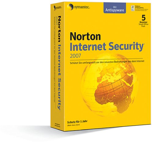 Norton Internet Security 2007 5 Benutzer [import allemand]