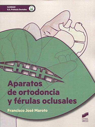 Aparatos de ortodoncia y férulas oclusales: 41 (Sanidad)