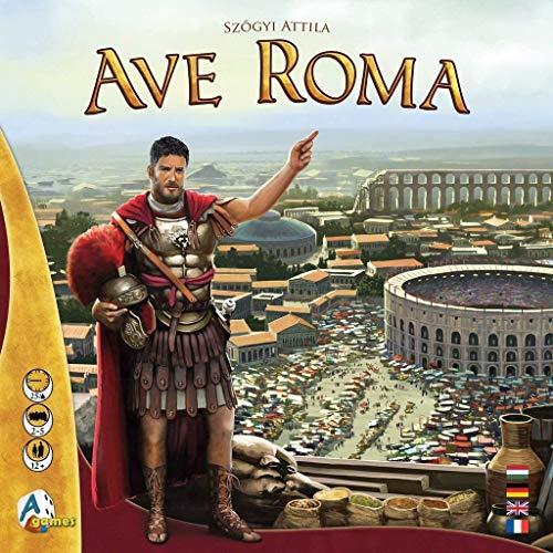 Ave Roma Boardgame EN/UN/DE/FR Games Giochi Tavolo Accessori