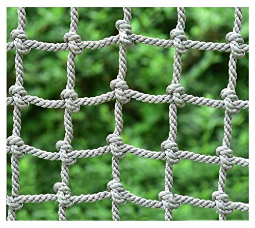 Buy Bargain LYRFHW Children's Climbing Net,Multi-Function Safety Netting Playground Rope Net Kinde...