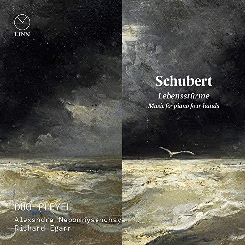 Schubert: Lebensstürme Lebensstürme - Werke für Klavier vierhändig