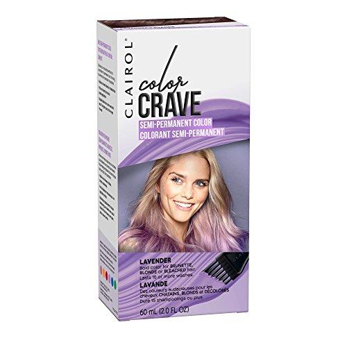 Clairol Color Crave Semi-permanent Hair Color, Lavender