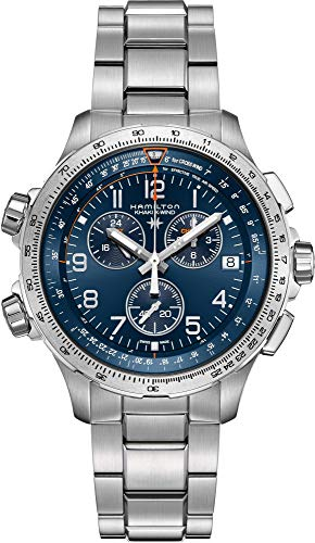 Hamilton Khaki X-Wind GMT H77922141 Herrenchronograph