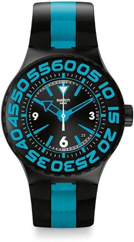 Swatch Reloj de Cuarzo Unisex Gorami 44 mm