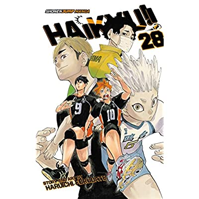 Haikyu!! , Vol. 28: Day 2