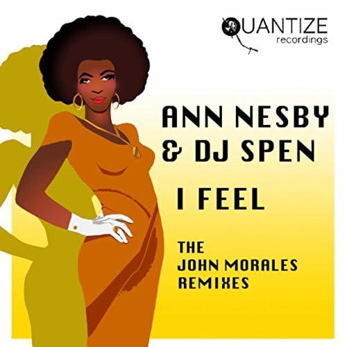 Ann Nesby & DJ Spen