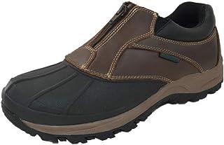 RUNFUN Men's Ankle Zip Boot