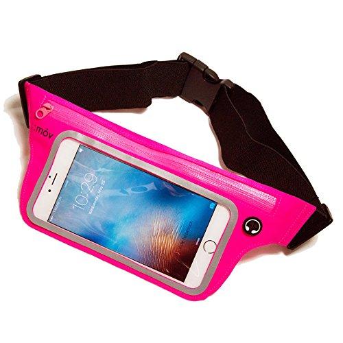Smart teléfono corredores cinturón/cinturón de deporte con pantalla táctil