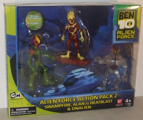 "Ben 10 Alien WILDMUTT Action Figure Alien Force Bandai 4"" Toy"