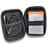 Electric Hand Warmer Phone Charger - HotPocket Lithium Ion Battery Pack, 115 Degree Heat for up to 8 Hours, Charge iPhone or Android Phones, Flashlight, Rechargeable 9900 mAh Portable Power