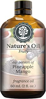 Pineapple Mango Fragrance Oil (60ml) For Diffusers, Soap Making, Candles, Lotion, Home Scents, Linen Spray, Bath Bombs, Slime