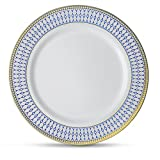 [20 Count - 10' Plates] Laura Stein Designer Tableware...