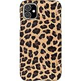 hHülle iPhone 11 Hülle – Leopard, Wildkatze, Tiermuster – Hard Hülle Handyhülle