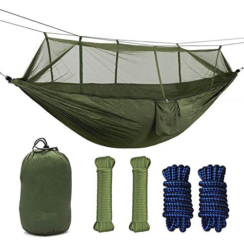 Freehawk Camping Hammock with Mosquito Net,Double Persons Iqammocking...
