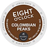 Eight O'Clock Coffee 100% Colombian K-Cups - 144 Count Box
