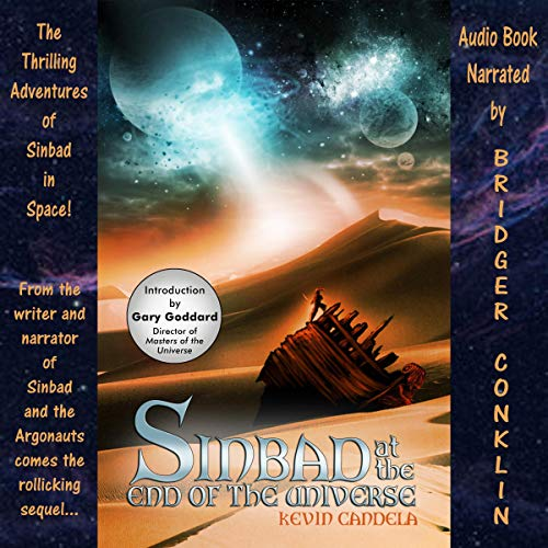Sinbad at the End of the Universe cover art