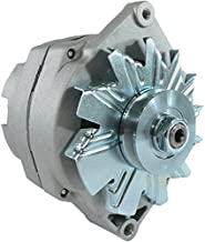 DB Electrical ADR0336 Alternator for GM Vehicles, Chevrolet GMC Buick Oldsmobile Pontiac 1968-89, High Output 105 Amp, External Fan, 3-Wire 7127-105