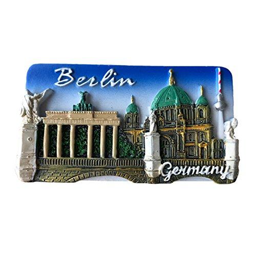 Berlin 3D Deutschland Souvenir Kühlschrankmagnet Home & Küche Dekoration Berlin Kühlschrankmagnet