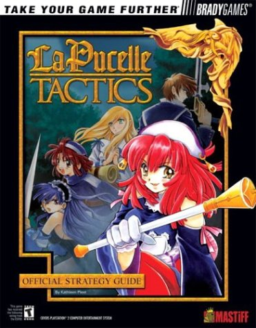 La Pucelle Tactics: Official Strategy Guide