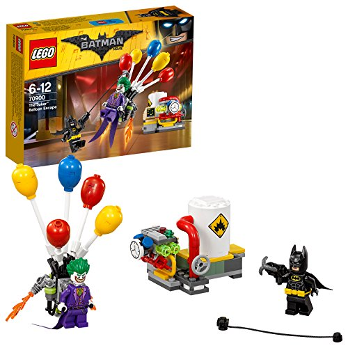 LEGO Super Heroes - Globos de Fuga de The Joker (70900)