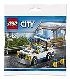 Lego, Giochi di Costruzione, City30352, Auto della Polizia (Versione Tedesca)