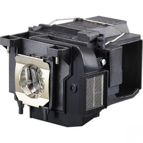 Supermait EP85 A+ Qualität Ersatzprojektorlampe Birne mit Gehäuse, Kompatibel mit Elplp85, Fit für EH-TW6600 EH-TW6600W EH-TW6700 EH-TW6700W EH-TW6800 PowerLite HC 3000 PowerLite HC 3500 (MEHRWEG)