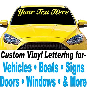 windshield decals for cars