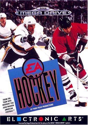 EA Hockey (Mega Drive) gebr.